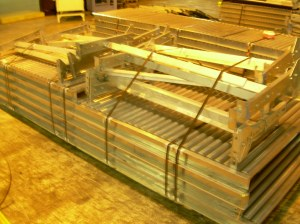 Aluminum Conveyor