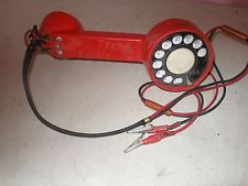 linemans handset dial type