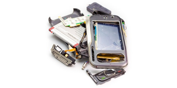 scrap phone